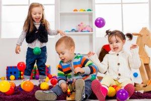 Ayuda educación infantil La Fundación San Prudencio