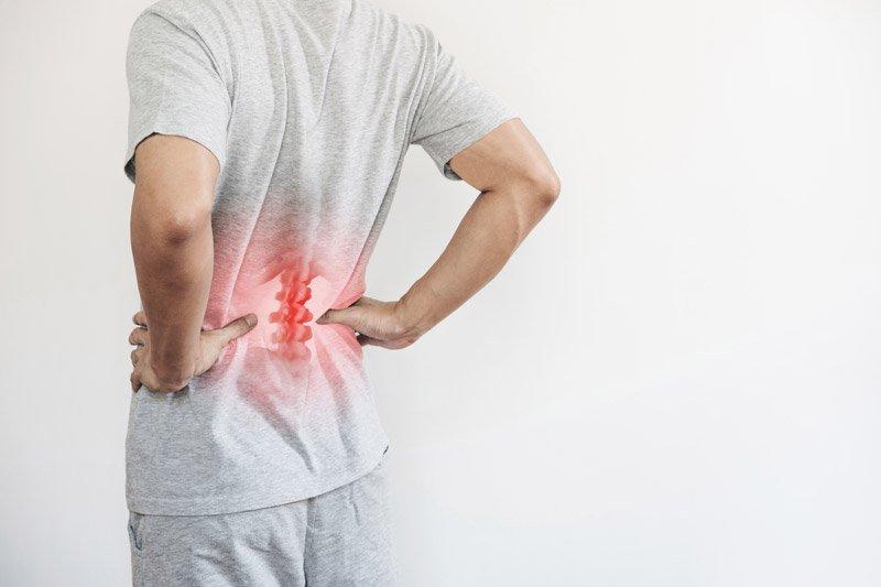 rehabilitación dolor de espalda Nordic Klinika