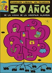 Comic del 50 Aniversario de La Fundación