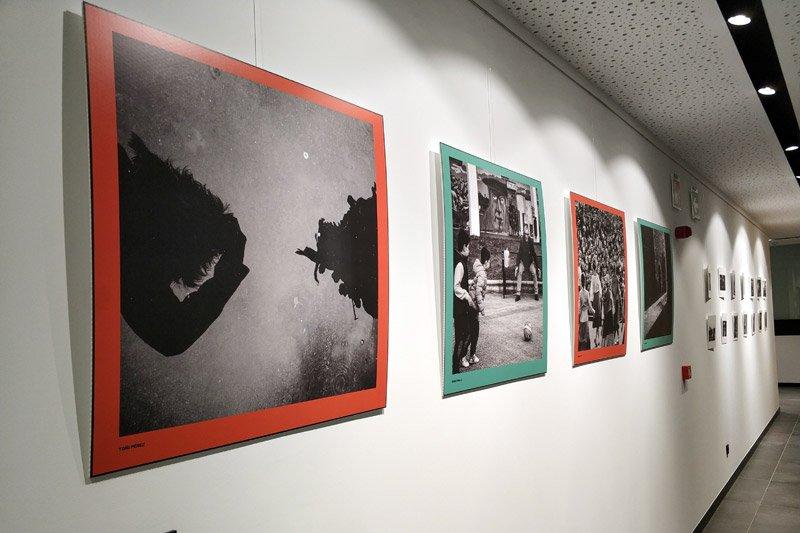 Espacio Arte en La Fundación San Prudencio para exponer obras de artistas noveles