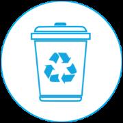 Envases puestos en el mercado y residuos de envases