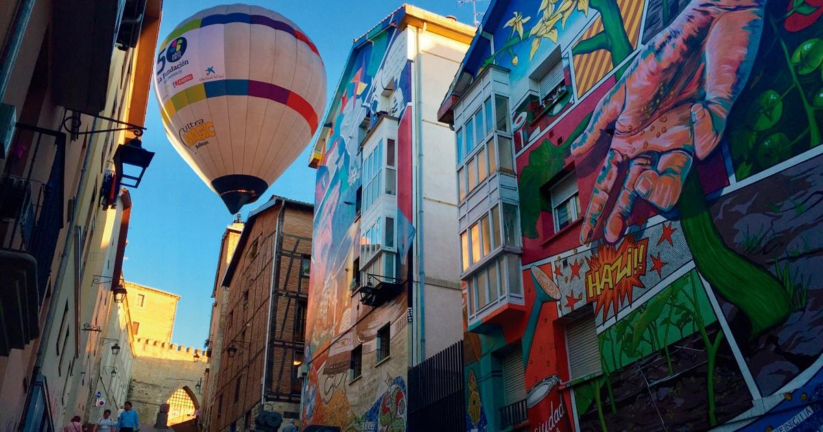 I Regata Internacional de Globos (RIG)- Vitoria-Gasteiz
