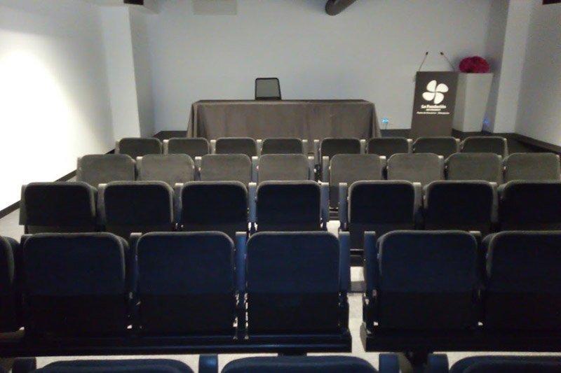 Sala formación 2 La Fundación