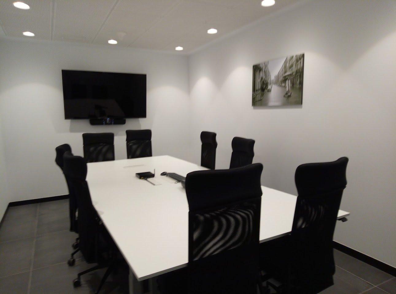 Sala 3 videoconferencia La Fundación