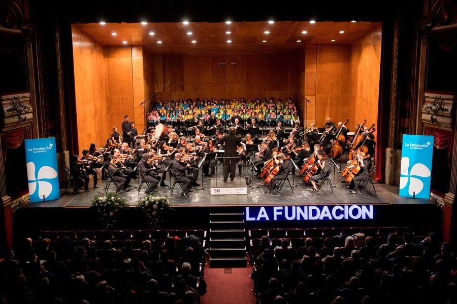 Sinfonía 50 Aniversario de La Fundación