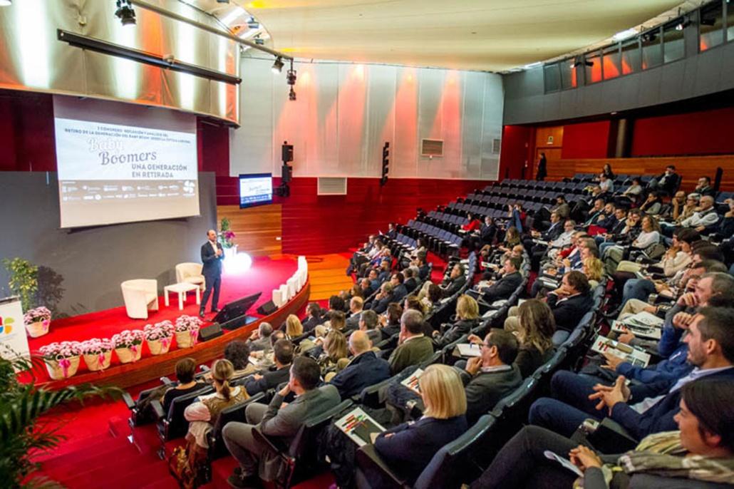 I Congreso gestión de la edad en Vitoria