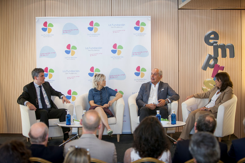 debate sobre el proteccionismo frente al Brexit y elecciones de Estados Unidos en el XIX Encuentro Empresa de La Fundación San Prudencio