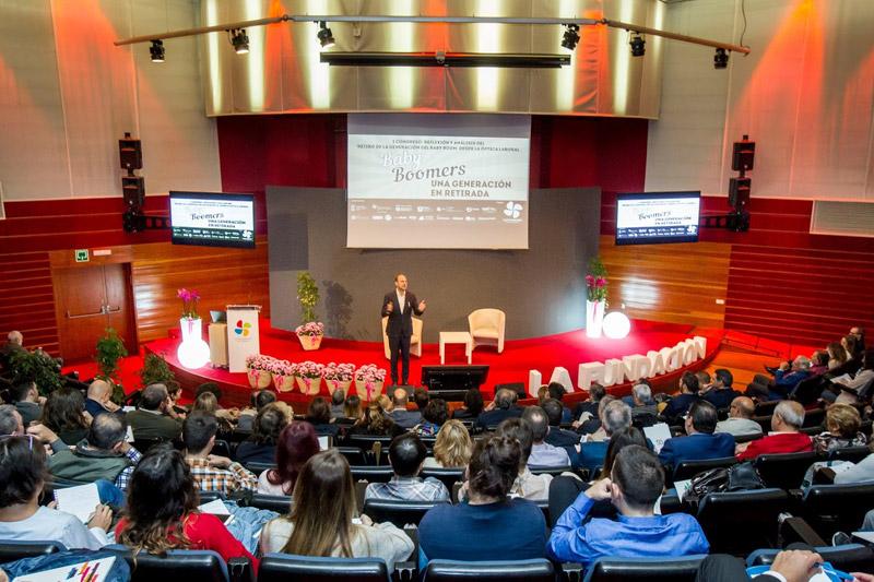 Evento de Retiro Boom de La Fundación San Prudencio en Vitoria Gasteiz.