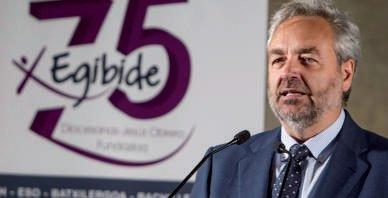 José Ignacio Eguizábal, Director General de Egibide