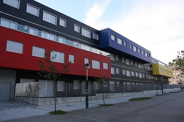 la fundación San Prudencio residencial