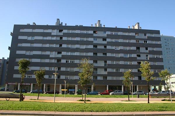 edificio en Salburua Vitoria-Gasteiz