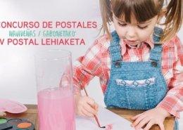 concurso postales navideñas para niños y niñas de La Fundación San Prudencio