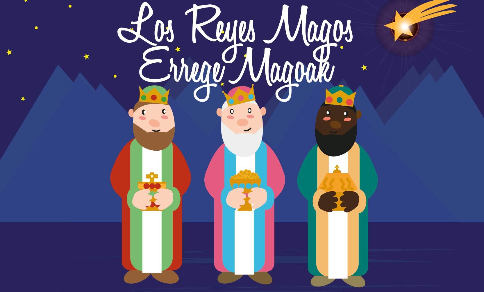 Reyes Magos de La Fundación 2021