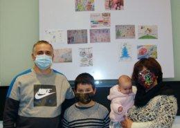 testimonio familia La Fundación San Prudencio
