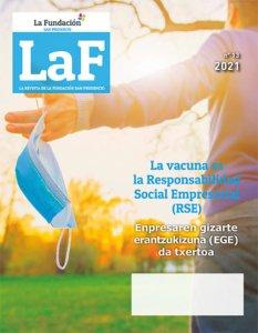 revista La Fundación San Prudencio febrero 2021