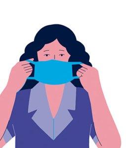 mascarilla prevención riesgos laborales