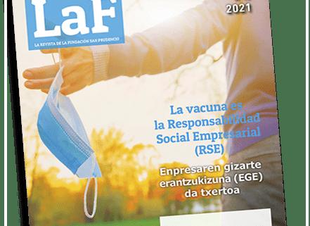 revista La Fundación feb 2021