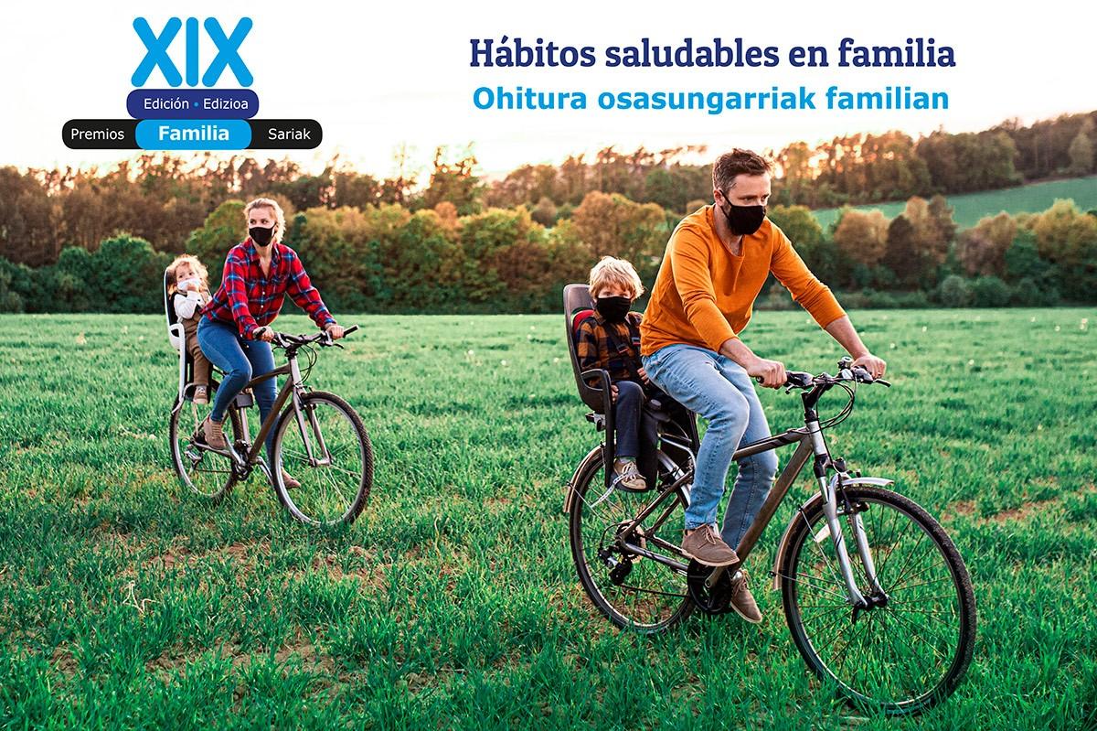 Premios Familia La Fundación San Prudencio premios familias vitoria 2021