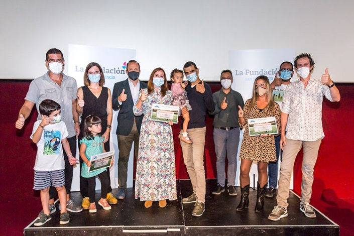 evento entrega premios familia 2021